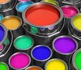Химия, краски
