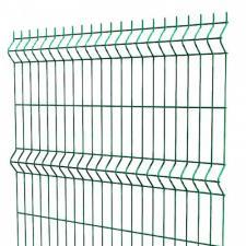 Сетка секция заборная с полимерным покрытием ячейка 50х200м(3мм) 1.53х2.5м