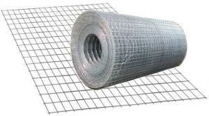 Сетка сварная оцинкованная 50*25*1,6мм (1.0x15)