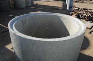 Кольцо железобетонное паз/гребень КС 10.9 d 1000 мм