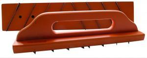 Скребок-рубанок для выравнивания газобетонных блоков - зубчатый 400мм