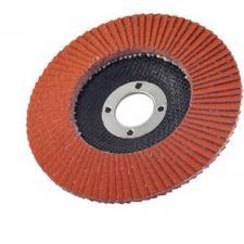 Круг лепестковый 125х22,2 мм (Зерно-100)