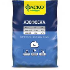 Удобрение Азофоска 1 кг. (Фаско)