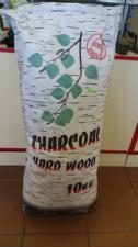 Уголь древесный 50 л Сharcoal ( 10кг)