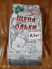 Щепа Форест ольховая 0,5 кг