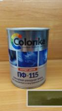 Эмаль ПФ-115 Colorika 0.8 (защитная)