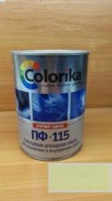 Эмаль ПФ-115 Colorika 0.8 (слоновая кость)