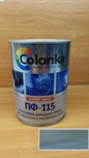 Эмаль ПФ-115 Colorika 0.8 (серая)