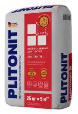 Клей для плитки Плитонит В 25 кг