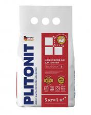 Клей для плитки Плитонит В 5кг