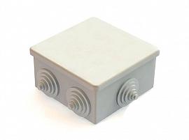 Коробка распределительная открытой установки 85х85х40мм IP44 Greenel