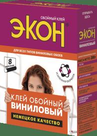 Экон обойный виниловый 200 гр