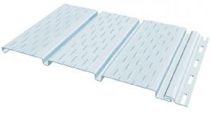 Софит Белый (панель с перфорацией всех листов)