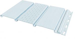 Софит белый (панель с перфорацией среднего листа)