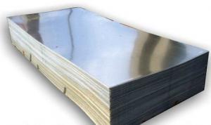 Лист оцинкованный 1000х2000х0.55 мм