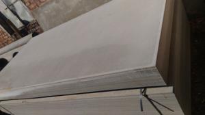 Плоский шифер 1500х3000х10 мм непрессованный ГОСТ