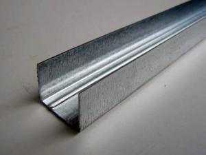 Профиль направляющий 28*27 3м 0.4 мм