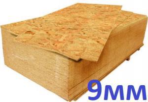 Плита OSB (ОСП)-3 9х1250х2500 мм