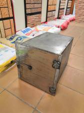 Духовка металлическая для печи ( 320х320х500 )