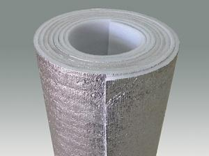 Тепло-пароизоляция отражающая 15х1,2м #10мм