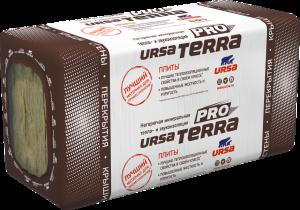 URSA TERRA 34 PN PRO  100мм (5 плит/0,305 м3) упак.
